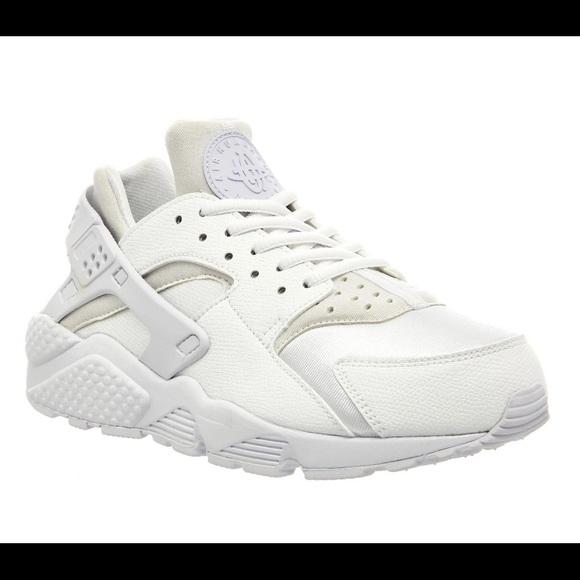 Nike Huarache sneakers Triple White